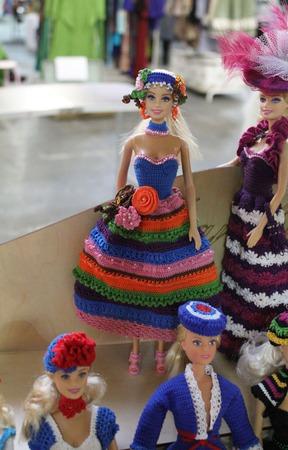 Лулу Барби ручной работы на заказ