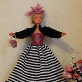 Принцесса цирка Барби