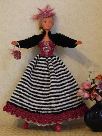 Принцесса цирка Барби ручной работы на заказ