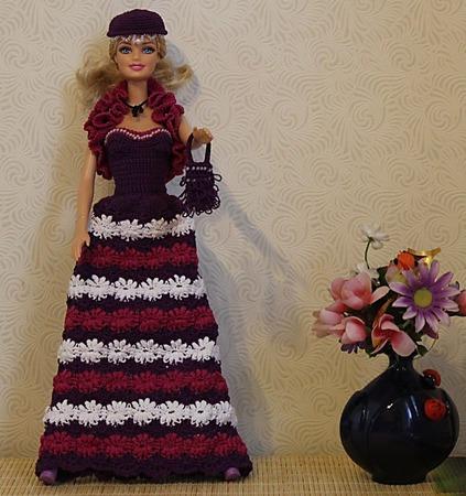 Флоренс Барби ручной работы на заказ