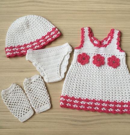 Платье для baby born ручной работы на заказ