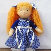 Куклы по вальдорфским мотивам