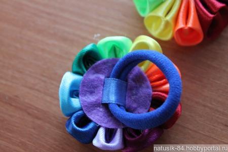 Резиночки для самых маленьких ручной работы на заказ