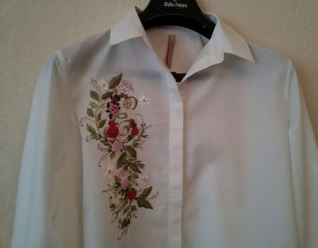 Бразильская вышивка на заказ ручной работы на заказ