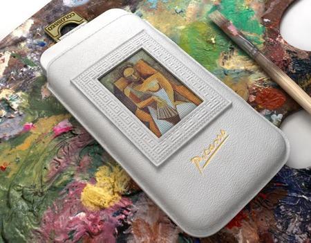 Чехол для телефона iPhone 7 (Picasso) ручной работы на заказ