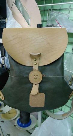 Рюкзак Каприз (LUNA) ручной работы на заказ