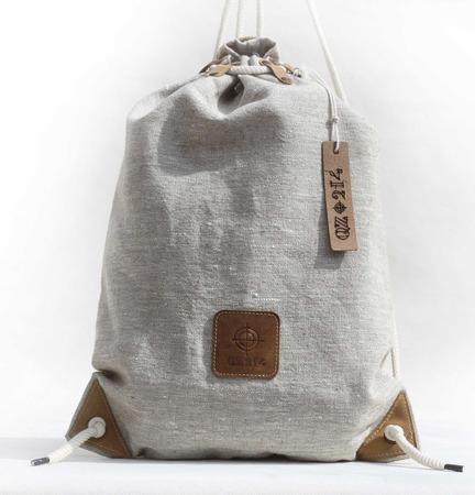 Рюкзак Доброта (Natura) ручной работы на заказ