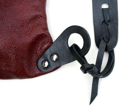 Рюкзак Вишня (LUNA) ручной работы на заказ