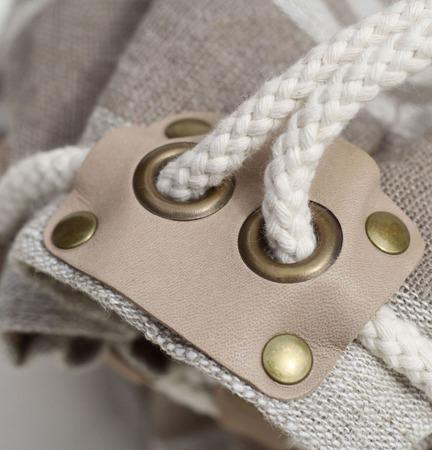 Рюкзак Уют (beige) ручной работы на заказ