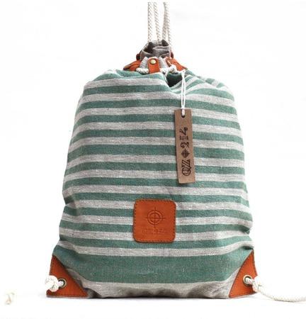 Рюкзак Природа (green) ручной работы на заказ