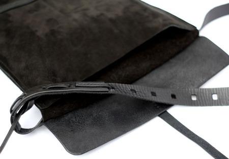 Сумка планшет Достоинство ручной работы на заказ