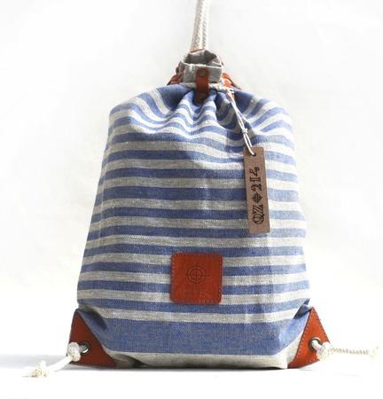 Рюкзак Море (Blue) ручной работы на заказ