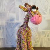 Жираф флик