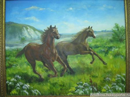 Лошади ручной работы на заказ