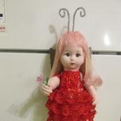 Авторская куколка Майя