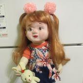 Авторские куколки