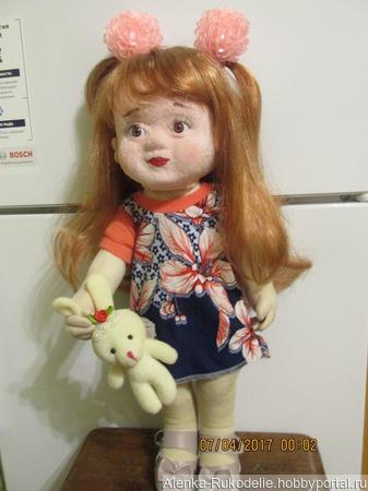 Авторские куколки ручной работы на заказ