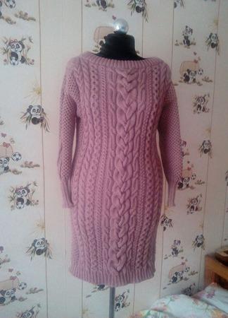 Платье/туника в стиле Рубан ручной работы на заказ