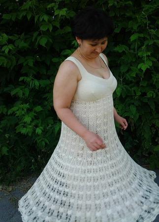 Платье/сарафан ручной работы на заказ