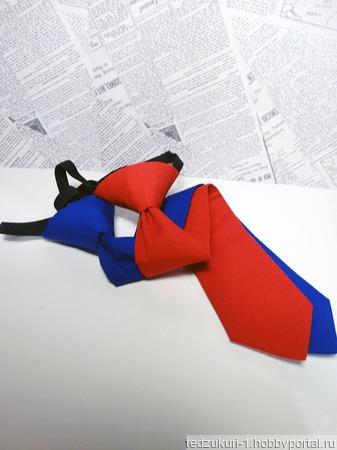Детские галстуки ручной работы на заказ