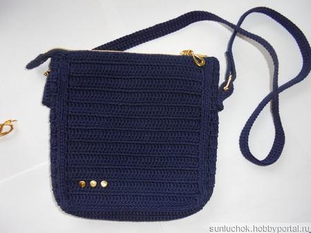 Сумочка-карман ручной работы на заказ