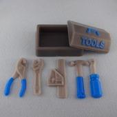 Сувенирное мыло Ящик с инструментами
