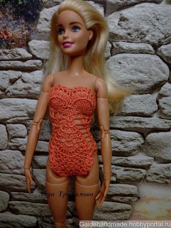 Купальник для Барби ручной работы на заказ