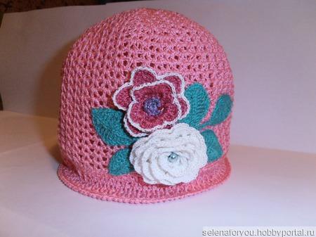 Шляпка-клумба ручной работы на заказ