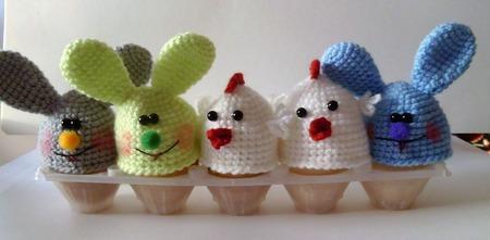 Грелочки для яиц ручной работы на заказ
