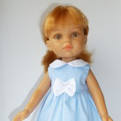Платье для куклы Paola Reina и Gotz