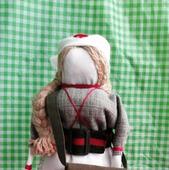 Кукла Фронтовая сестра