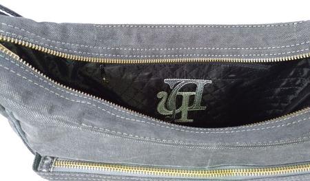 Сумка джинсовая мужская Stranger ручной работы на заказ