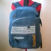 Рюкзак мужской джинсовый Timberland