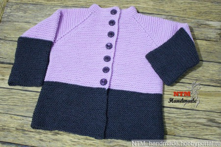 Кофточка для девочки 2-3 лет ручной работы на заказ