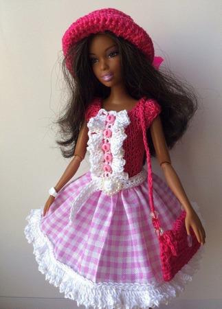 Одежда для Барби ручной работы на заказ
