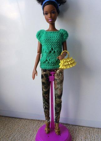 Одежда для Барби №57 ручной работы на заказ