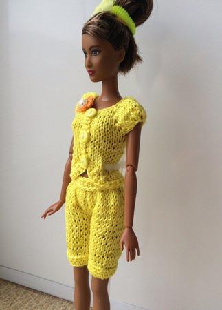 Одежда для Барби №54 ручной работы на заказ