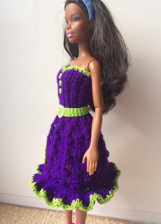 Одежда для Барби №53 ручной работы на заказ