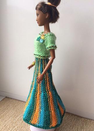 Одежда для Барби №52 ручной работы на заказ