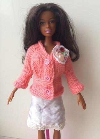 Одежда для Барби №51 ручной работы на заказ