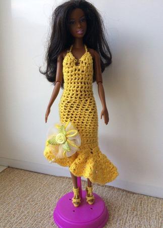 Одежда для Барби №50 ручной работы на заказ