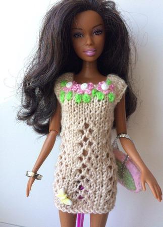 Одежда для Барби №48 ручной работы на заказ