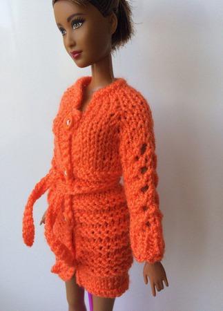 Одежда для Барби №46 ручной работы на заказ