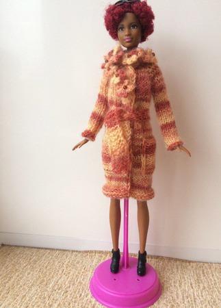 Одежда для Барби №45 ручной работы на заказ