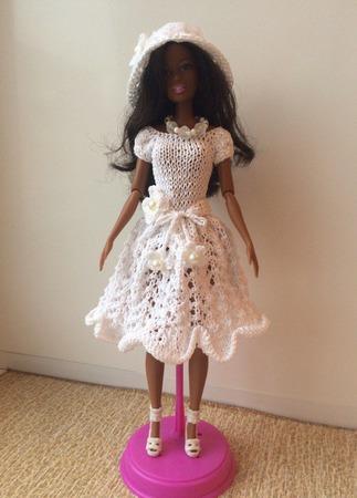Одежда для Барби №44 ручной работы на заказ