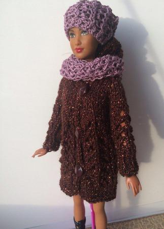 Одежда для Барби №43 ручной работы на заказ