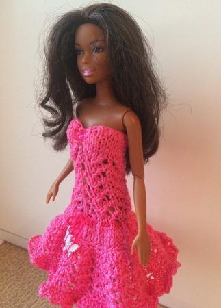 Одежда для Барби №41 ручной работы на заказ