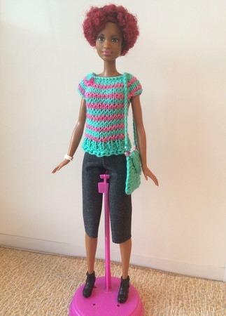 Одежда для Барби №40 ручной работы на заказ