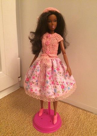 Одежда для Барби №36 ручной работы на заказ
