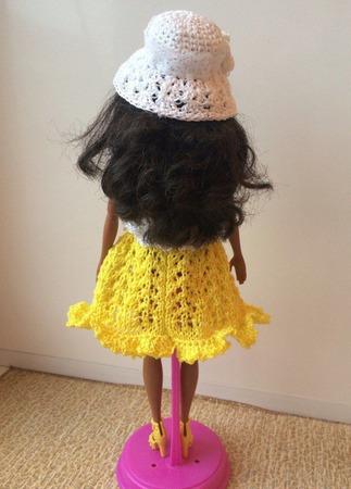 Одежда для Барби №35 ручной работы на заказ